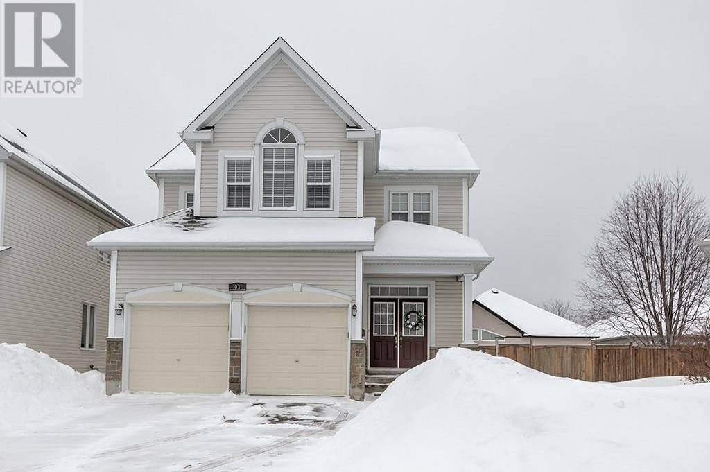 House for sale at 93 Black Bear Wy Stittsville Ontario - MLS: 1182422