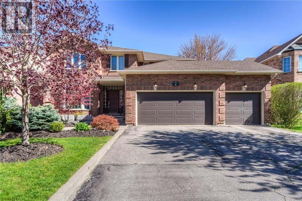 House for sale at 93 Brewster Pl Cambridge Ontario - MLS: 30805904