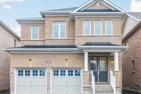 House for sale at 93 Bridlewood Blvd Whitby Ontario - MLS: E4452791