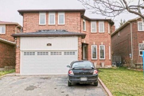 House for sale at 93 Castlehill Rd Brampton Ontario - MLS: W5074980