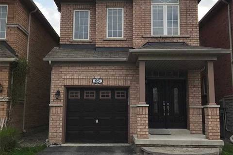 House for rent at 93 Catalpa Cres Vaughan Ontario - MLS: N4487798