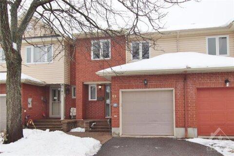House for sale at 93 Cedarock Dr Kanata Ontario - MLS: 1219894