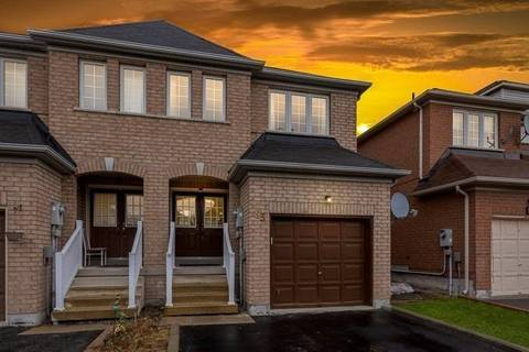 Townhouse for rent at 93 Charles Brown Rd Markham Ontario - MLS: N4520863