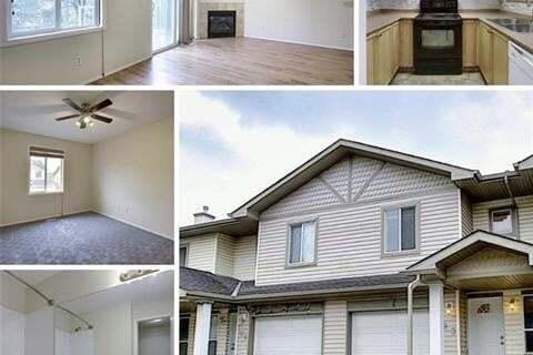 Townhouse for sale at 93 Citadel Meadow Garden(s) Northwest Calgary Alberta - MLS: C4300855