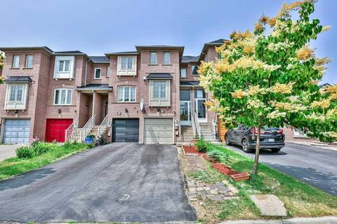 Townhouse for sale at 93 Coburg Cres Richmond Hill Ontario - MLS: N4512136