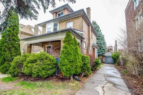 House for sale at 93 Connaught Ave Hamilton Ontario - MLS: X4735750