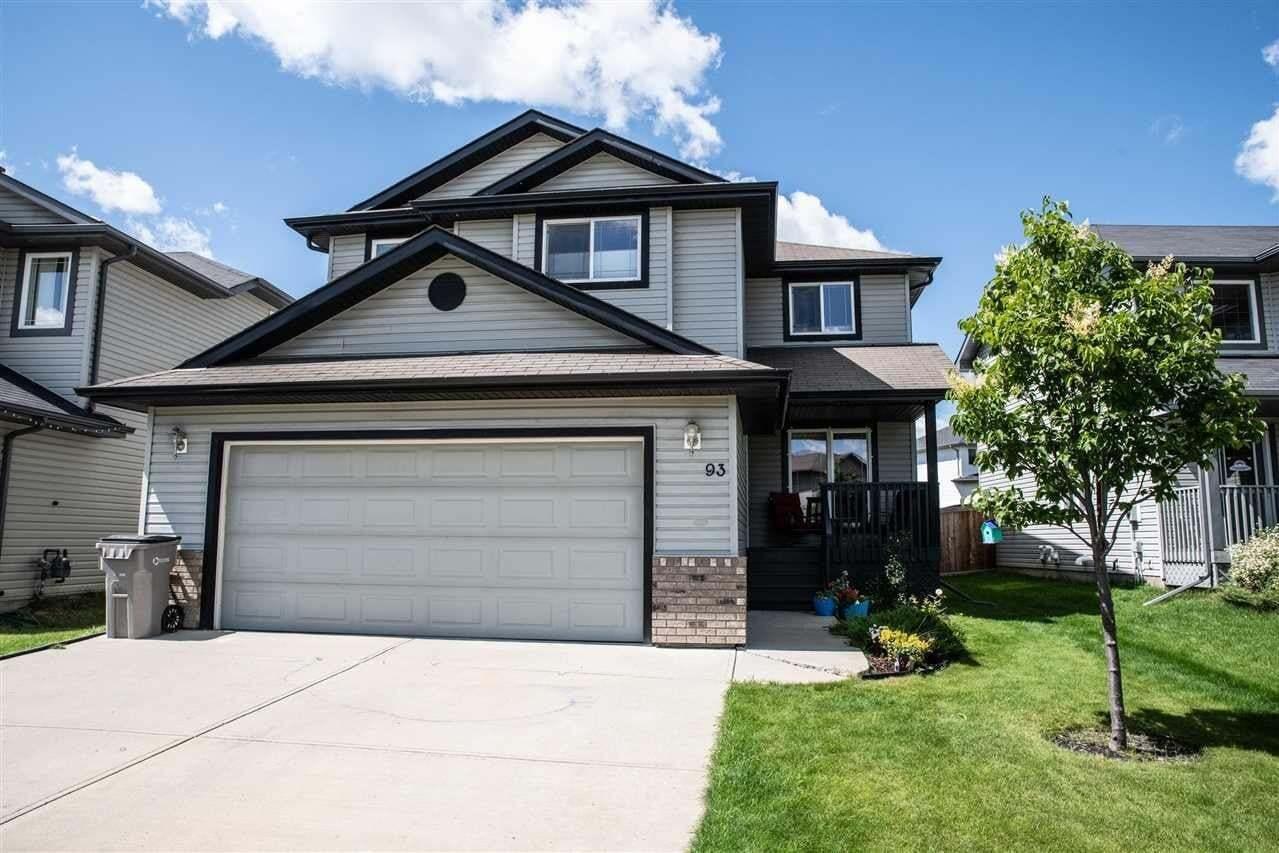 House for sale at 93 Copperhead Pl Stony Plain Alberta - MLS: E4207163