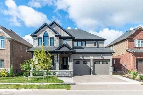 House for sale at 93 Eaglecrest St Kitchener Ontario - MLS: 40018401