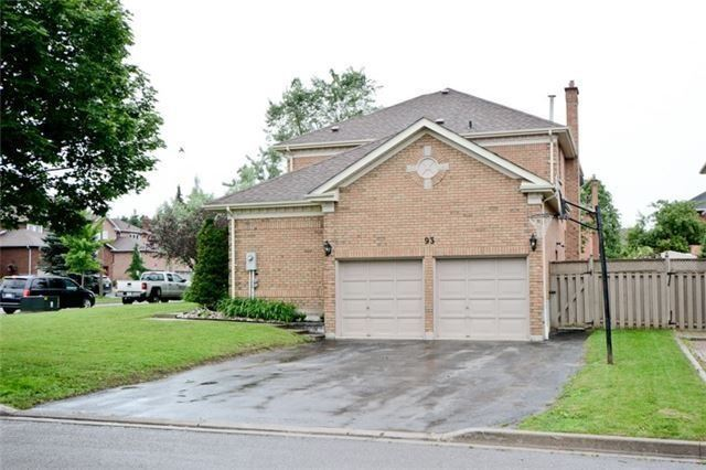 Sold: 93 Erickson Drive, Whitby, ON