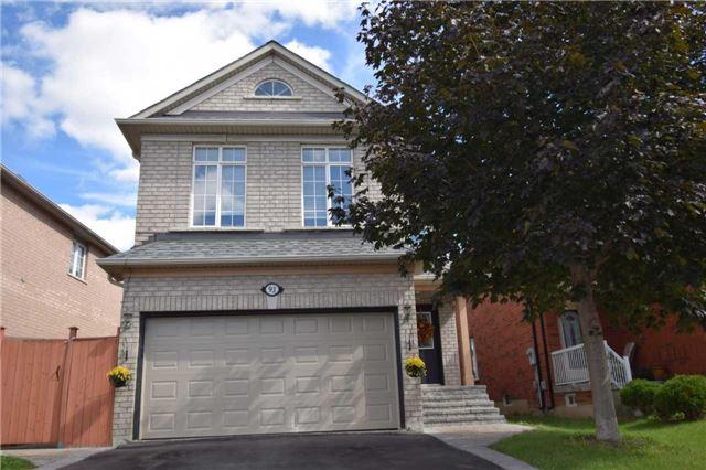 House for sale at 93 Freemont Street Vaughan Ontario - MLS: N4285084