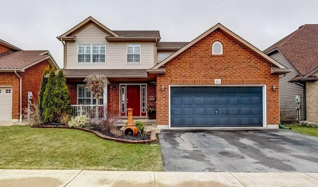 House for sale at 93 Golden Acres Dr Smithville Ontario - MLS: 30800684