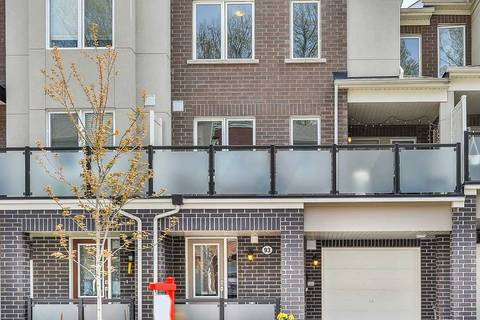 Townhouse for sale at 93 Heron Park Pl Toronto Ontario - MLS: E4455653