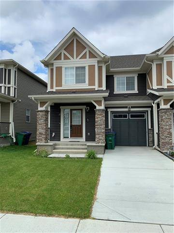 Townhouse for sale at 93 Hillcrest Sq Southwest Airdrie Alberta - MLS: C4258668