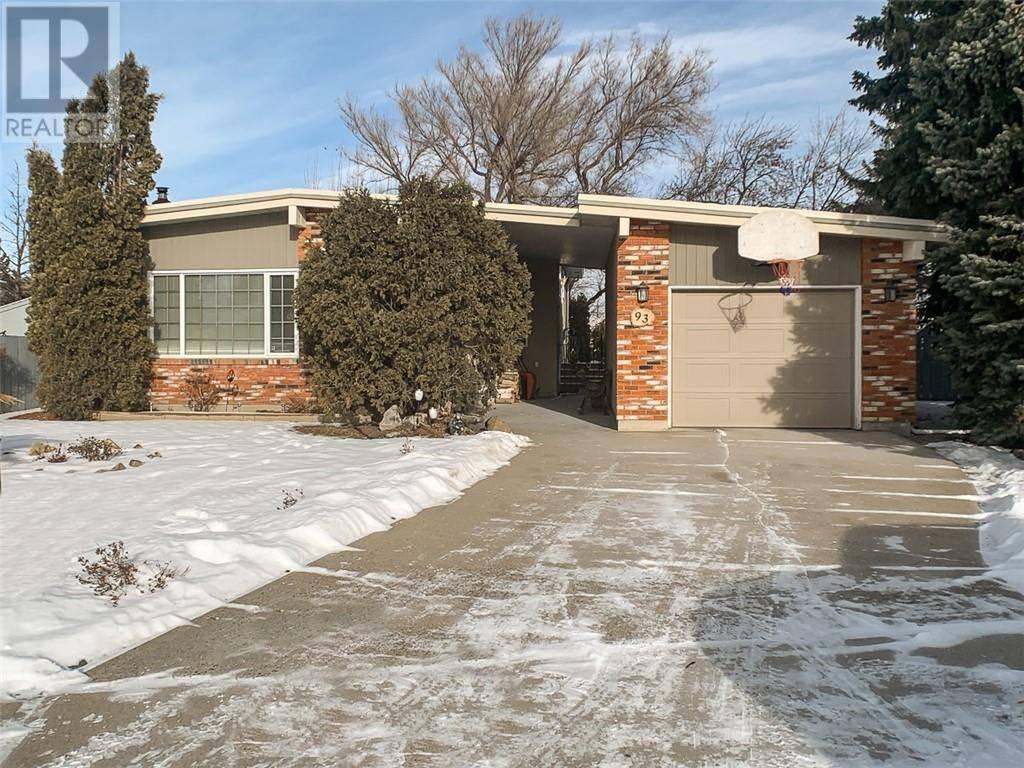 House for sale at 93 Honeysuckle Rd N Lethbridge Alberta - MLS: ld0186210