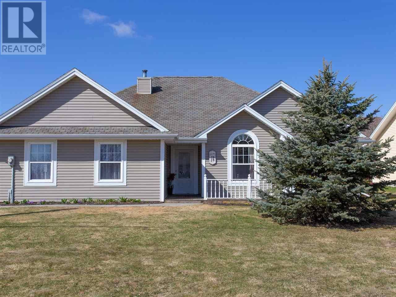 House for sale at 93 Hunters Creek Dr Charlottetown Prince Edward Island - MLS: 202005162