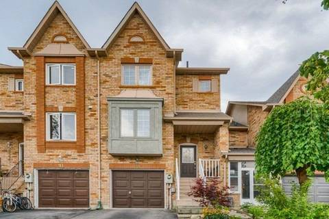 Townhouse for sale at 93 Kelso Cres Vaughan Ontario - MLS: N4549230
