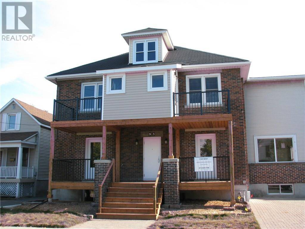 Townhouse for sale at 93 Lebreton St N Ottawa Ontario - MLS: 1178754
