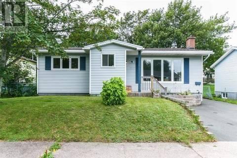 House for sale at 93 Lester St St. John's Newfoundland - MLS: 1198506