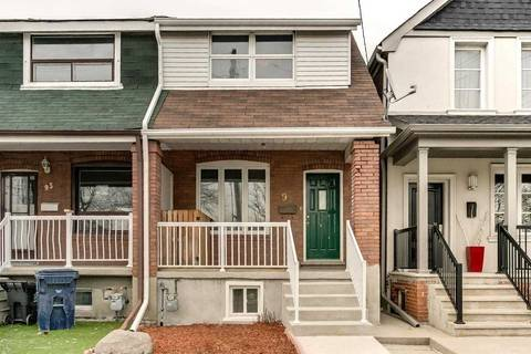 Townhouse for sale at 93 Lightbourn Ave Toronto Ontario - MLS: W4419797
