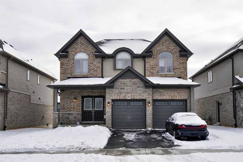 House for sale at 93 Lorne Card Dr Brant Ontario - MLS: X4677889