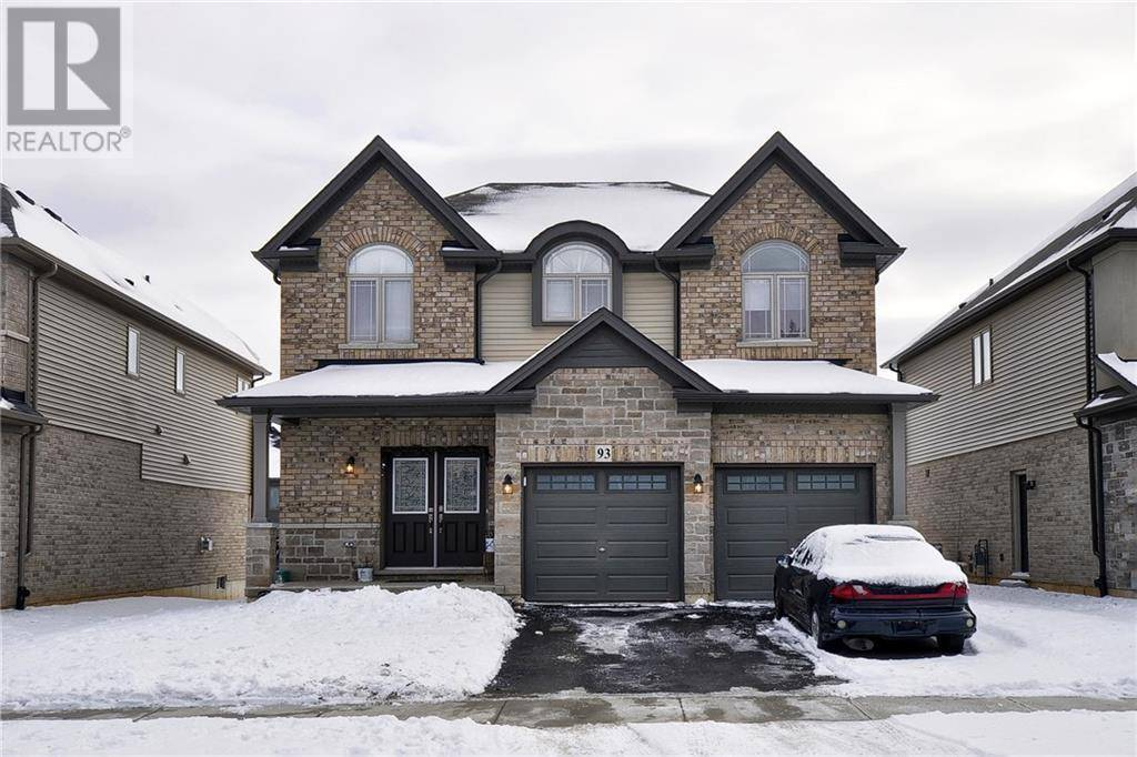 House for sale at 93 Lorne Card Dr Paris Ontario - MLS: 30786563