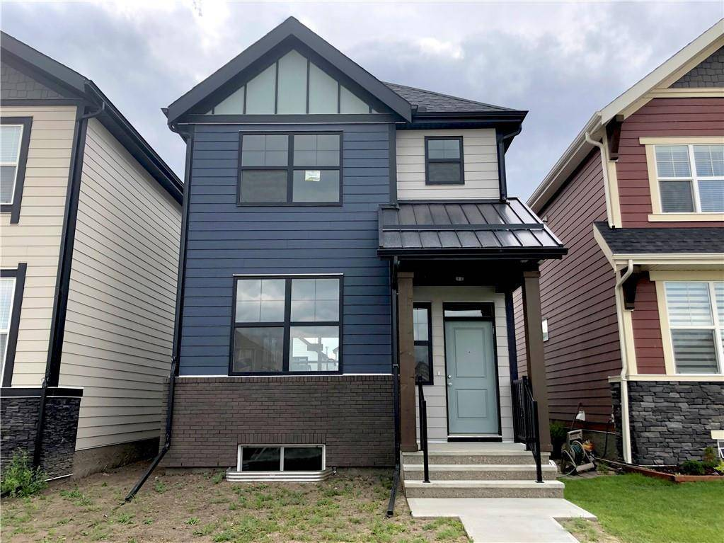 House for sale at 93 Masters St Se Mahogany, Calgary Alberta - MLS: C4214077