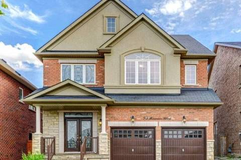 House for sale at 93 Maurier Blvd Vaughan Ontario - MLS: N4519643
