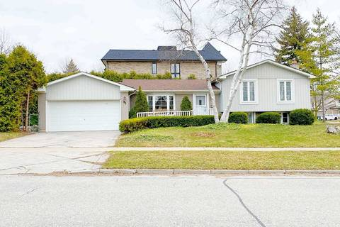 House for sale at 93 Mayvern Cres Richmond Hill Ontario - MLS: N4737953