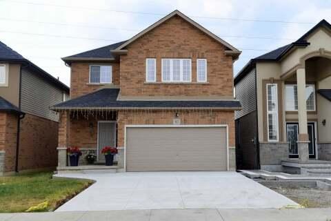 House for sale at 93 Medici Ln Hamilton Ontario - MLS: X4826235