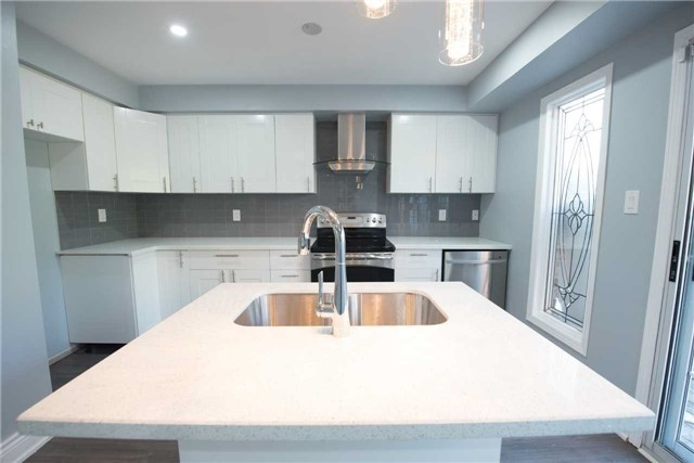 For Sale: 93 Morningmist Street, Brampton, ON | 3 Bed, 3 Bath Townhouse for $674,900. See 15 photos!