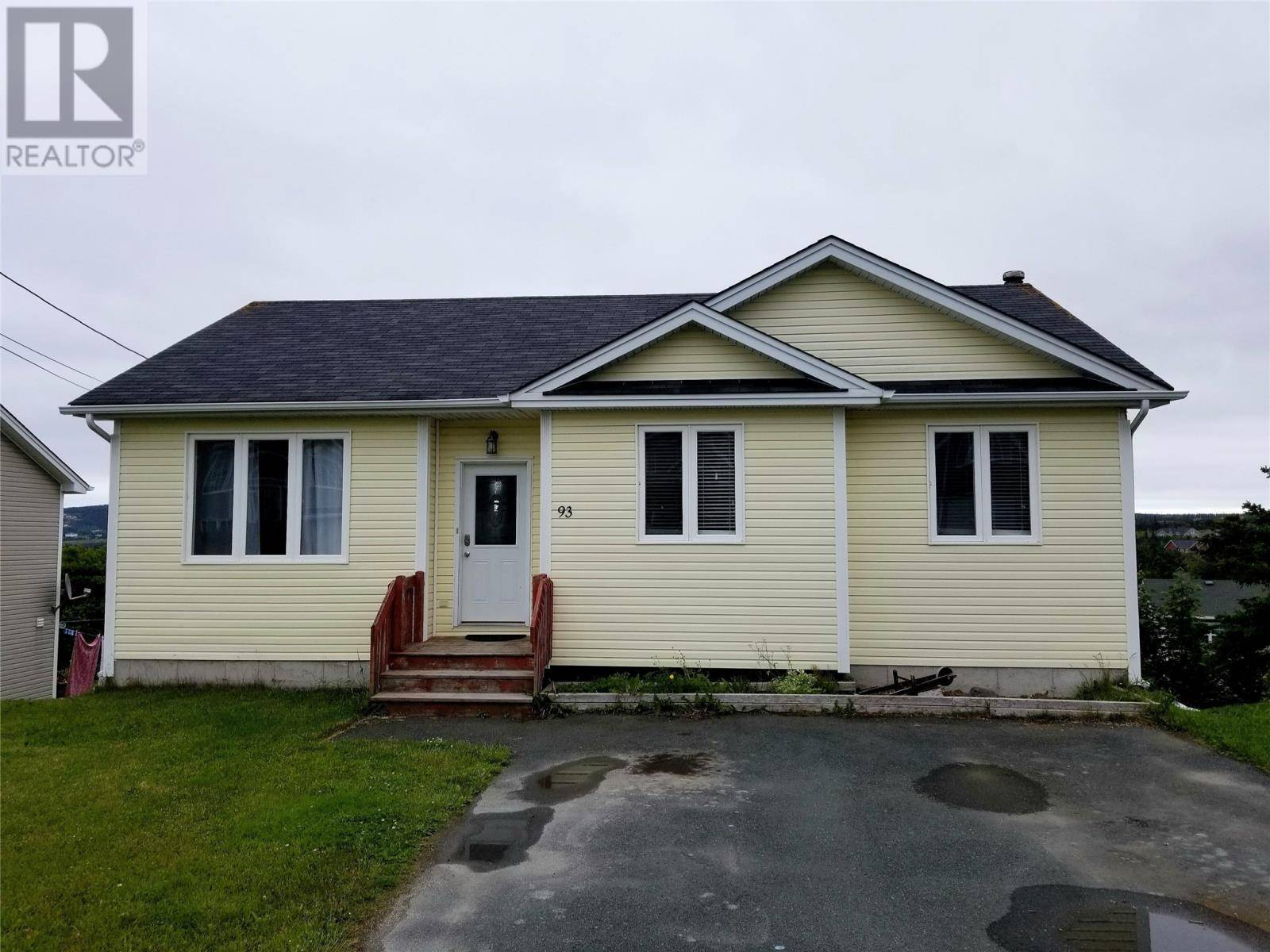 House for sale at 93 Motion Dr Torbay Newfoundland - MLS: 1199722