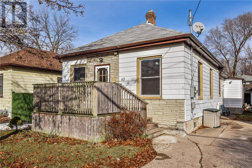 House for sale at 93 Norfolk Ave Cambridge Ontario - MLS: 30776333
