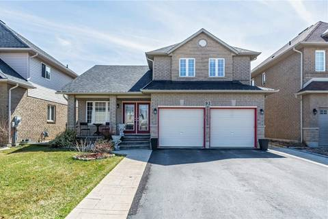 House for sale at 93 Pinehill Dr Stoney Creek Ontario - MLS: H4051003