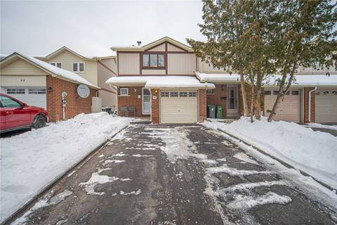Townhouse for sale at 93 Pondtail Dr Toronto Ontario - MLS: E4673313
