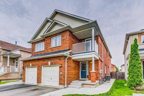 Townhouse for sale at 93 River Rock Cres Brampton Ontario - MLS: W4493721
