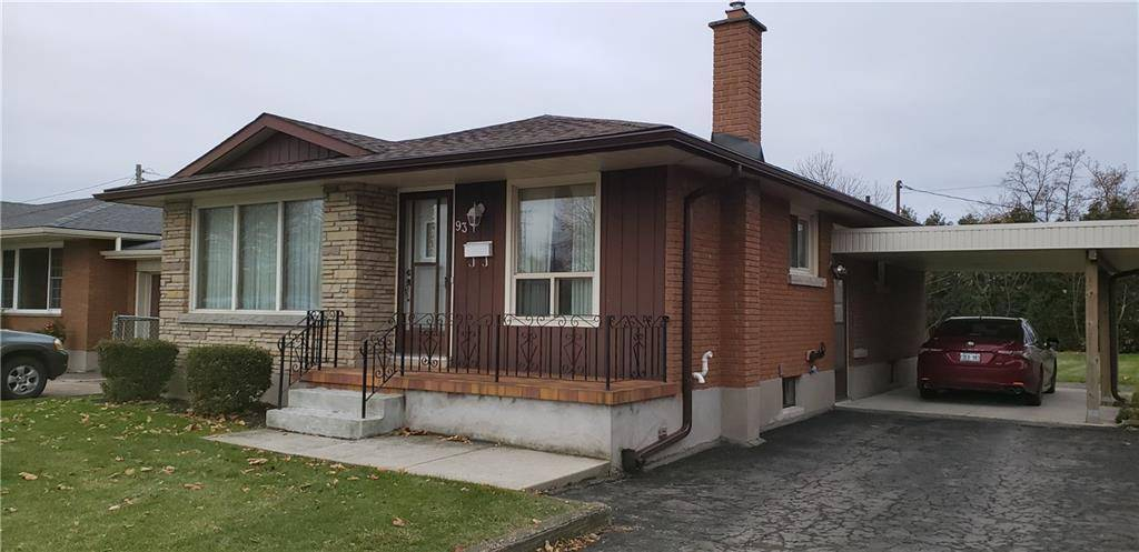 House for sale at 93 Rose Ave Thorold Ontario - MLS: 30781310