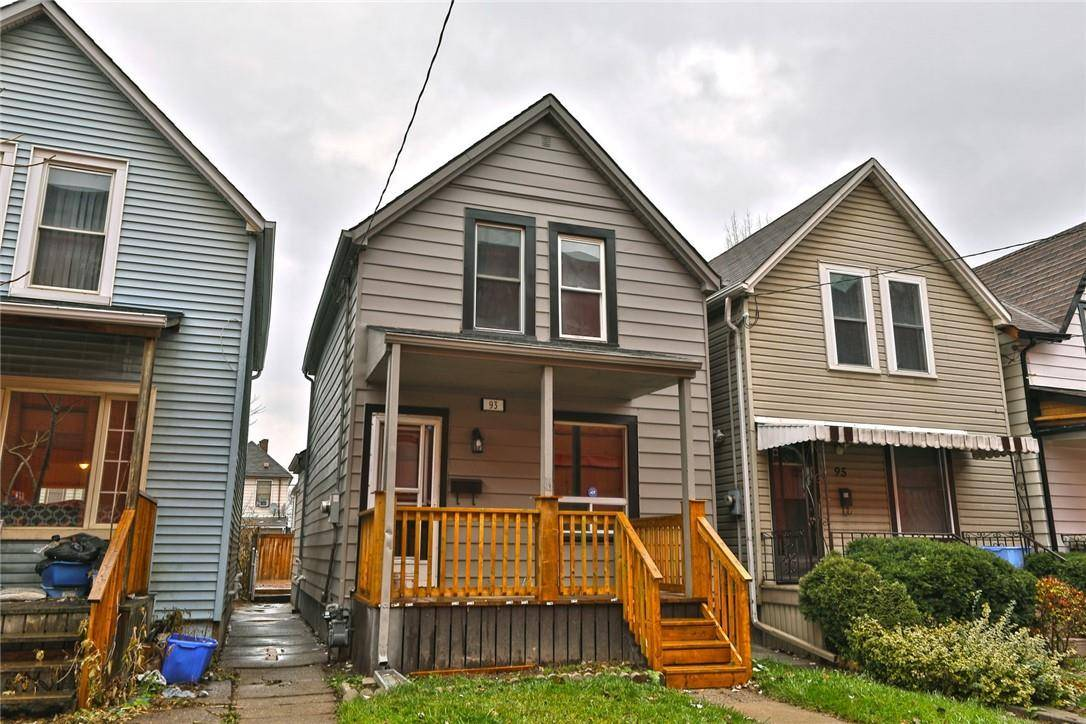 House for sale at 93 Shaw St Hamilton Ontario - MLS: H4068597