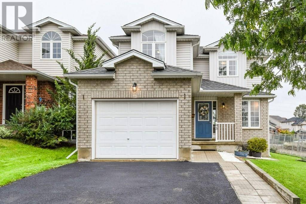 House for sale at 93 Silurian Dr Guelph Ontario - MLS: 30770523