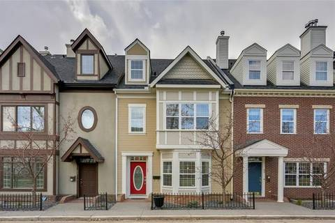Townhouse for sale at 93 Somme Blvd Southwest Calgary Alberta - MLS: C4241800