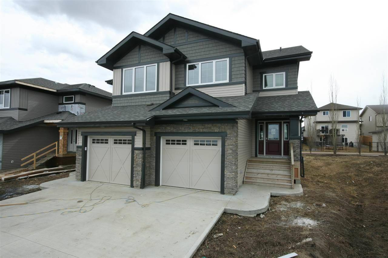 Townhouse for sale at 93 Spruce Gardens Cres Spruce Grove Alberta - MLS: E4186385