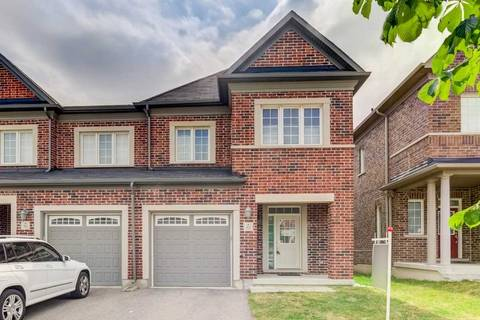 Townhouse for rent at 93 Staglin Ct Markham Ontario - MLS: N4524744