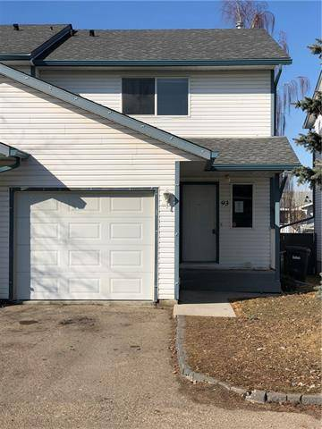 Townhouse for sale at 93 Strathaven Ht Strathmore Alberta - MLS: C4236468
