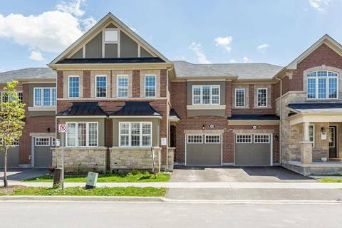 Townhouse for rent at 93 Suitor Ct Milton Ontario - MLS: W4477179