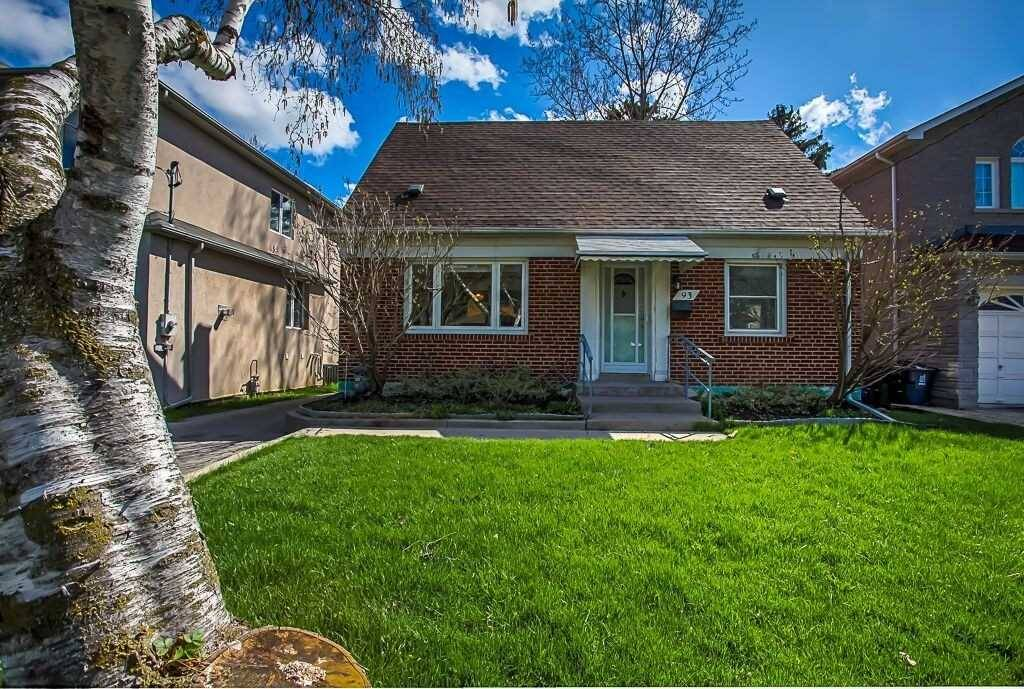 House for sale at 93 Tamworth Rd Toronto Ontario - MLS: C4484549