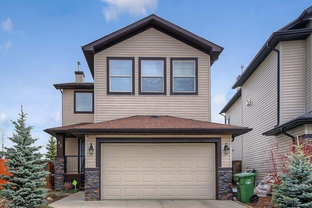 House for sale at 93 Tanner Cl SE Thorburn, Airdrie Alberta - MLS: C4296310