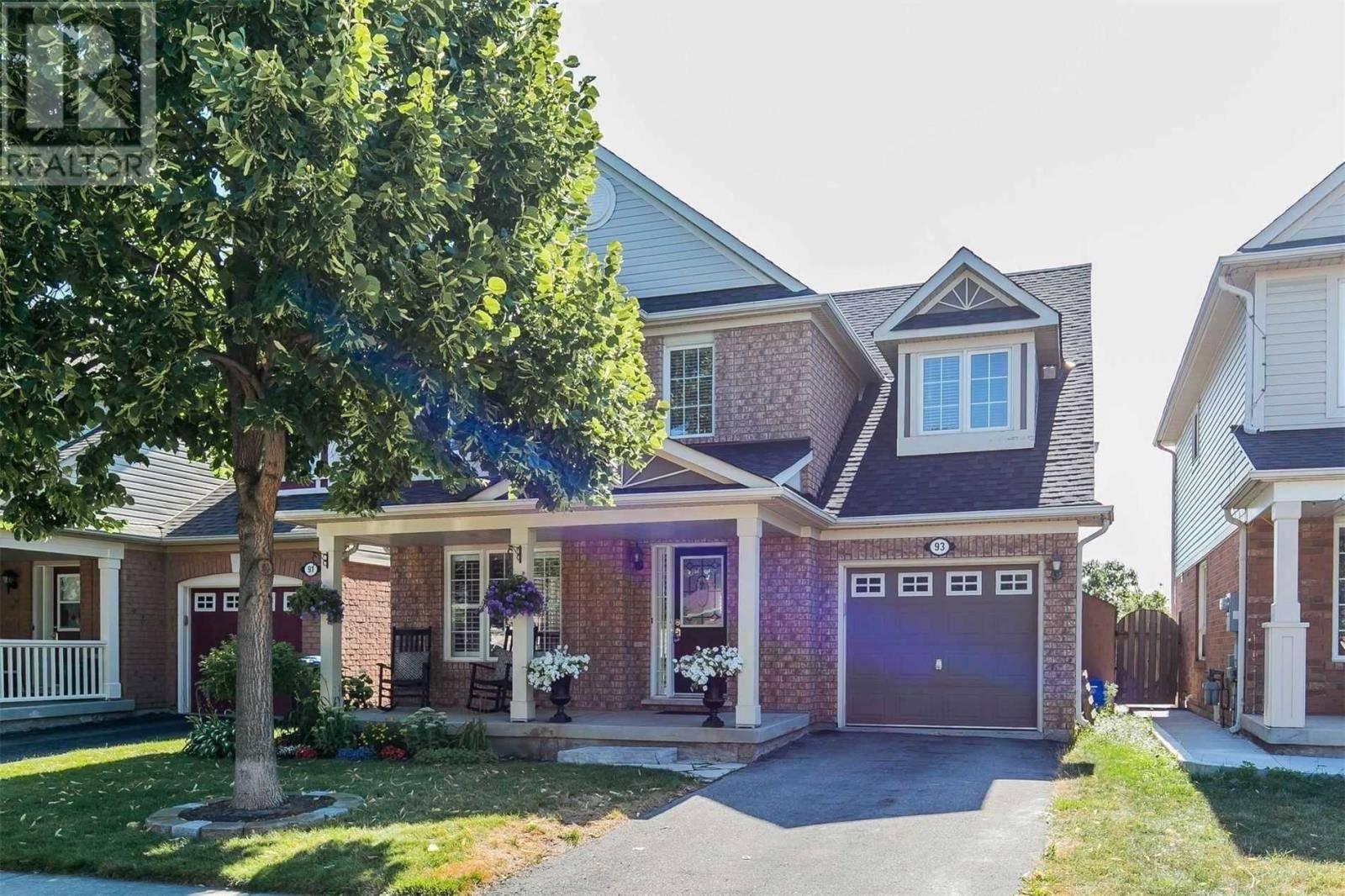 House for sale at 93 Thorpe Cres Brampton Ontario - MLS: W4554398