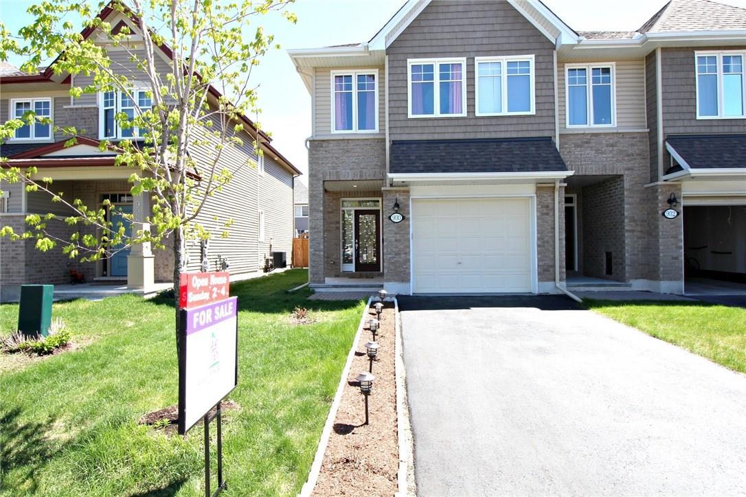 For Sale: 930 Bunchberry Way, Ottawa, ON | 3 Bed, 3 Bath Townhouse for $429,000. See 30 photos!