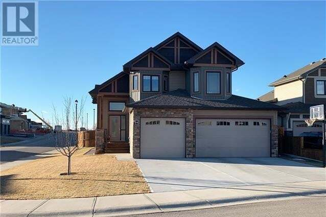 House for sale at 930 Canyonview Pl West Lethbridge Alberta - MLS: ld0191085