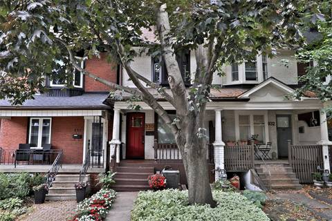 Townhouse for sale at 930 Manning Ave Toronto Ontario - MLS: C4578950