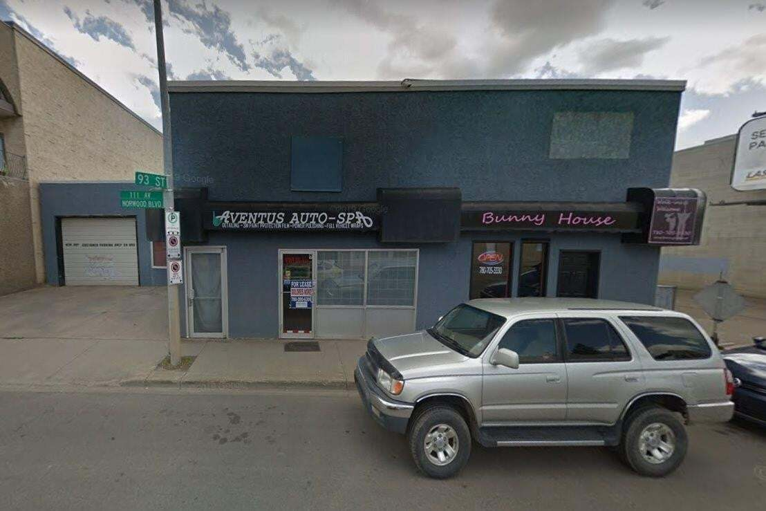 Commercial property for sale at 9303 111 Av NW Edmonton Alberta - MLS: E4218232